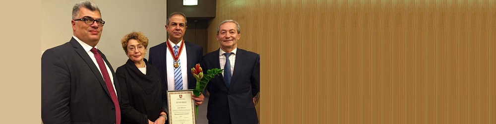 Seime pagerbti labiausiai prie daugiatautės Lietuvos vienijimo prisidėję žmonės ir institucijos