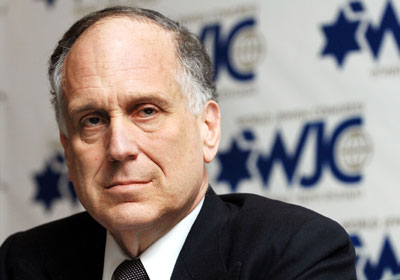 World Jewish Congress President Ronald S. Lauder Condemns George Floyd Killing as Horrific Racist Act, Calls on Protesters to Refrain from Violence