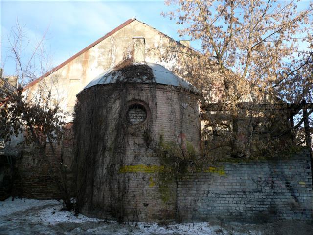 Pradedama tvarkyti sinagoga sostinės Gėlių gatvėje