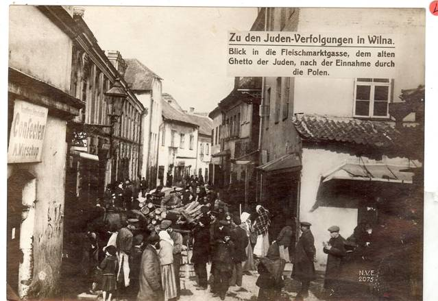 Why Vilna was Called Jerusalem of Lithuania and Today's Date in the Jewish Calendar…