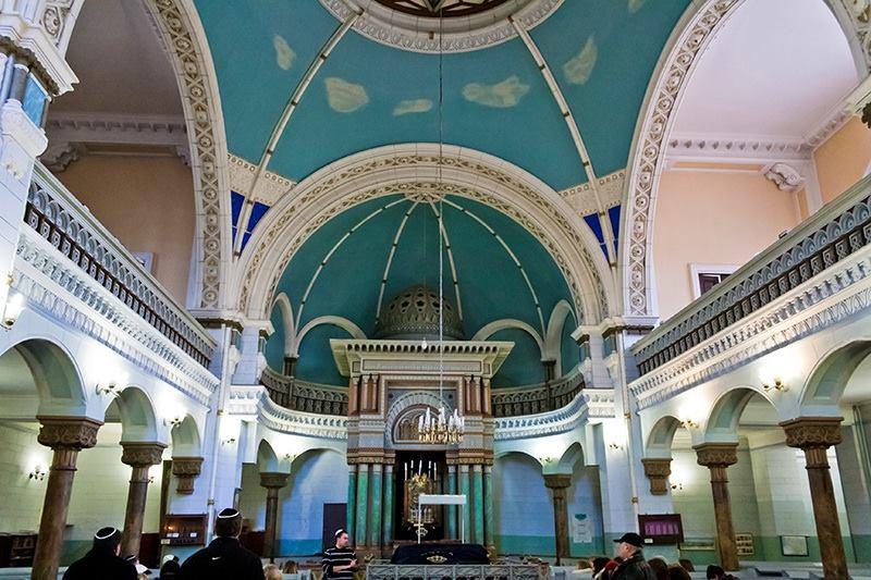 Invitation to Shabbes celebration in Vilnius Choral Synagogue!