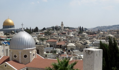Jeruzalėje tvyro didžiausia įtampa nuo antrosios intifados laikų