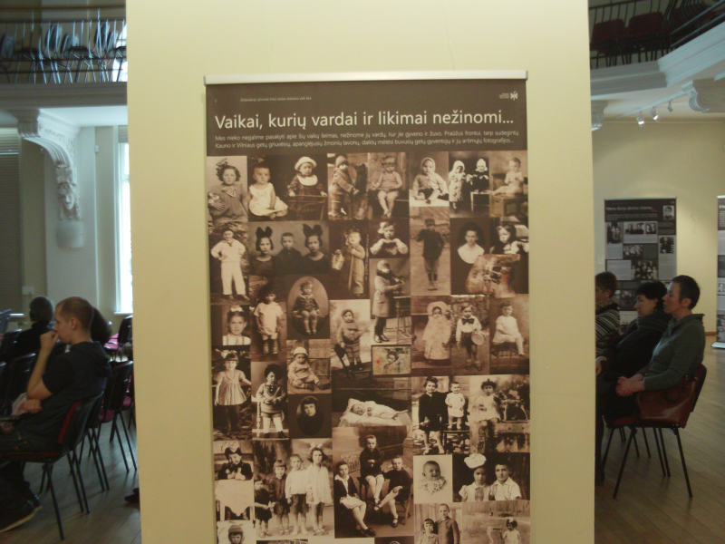 New Traveling Exhibit Unveiled at Tolerance Center