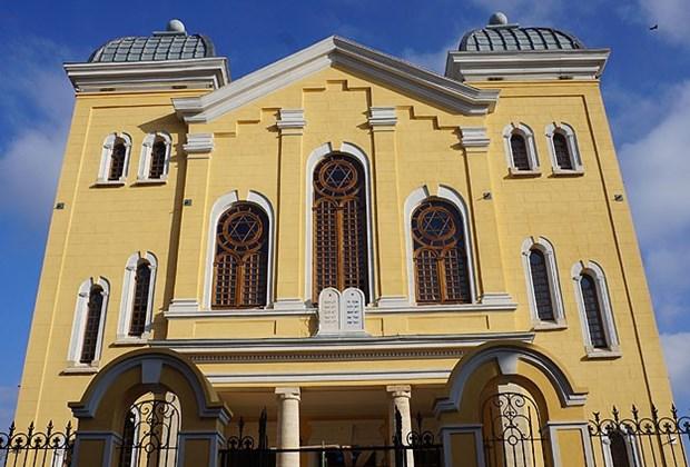 Turkijoje atidaroma istorinė Edirne Didžioji sinagoga (KalKadosh ha Gadol)