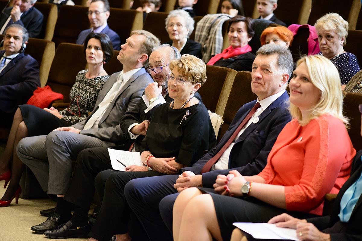 Vyriausybėje įteikti Lietuvos žydų tolerancijos apdovanojimai – nuotraukų galerija
