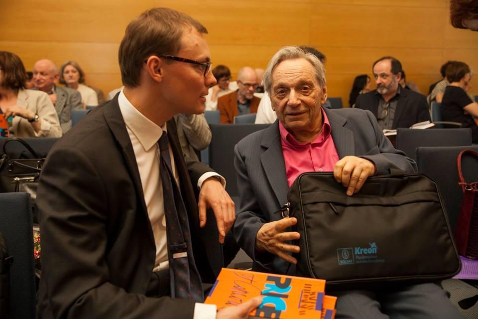 """Tolerancijos kampanija """"Beigelių krautuvėlė"""" kviečia į susitikimą su prof. Marku Petuchausku"""