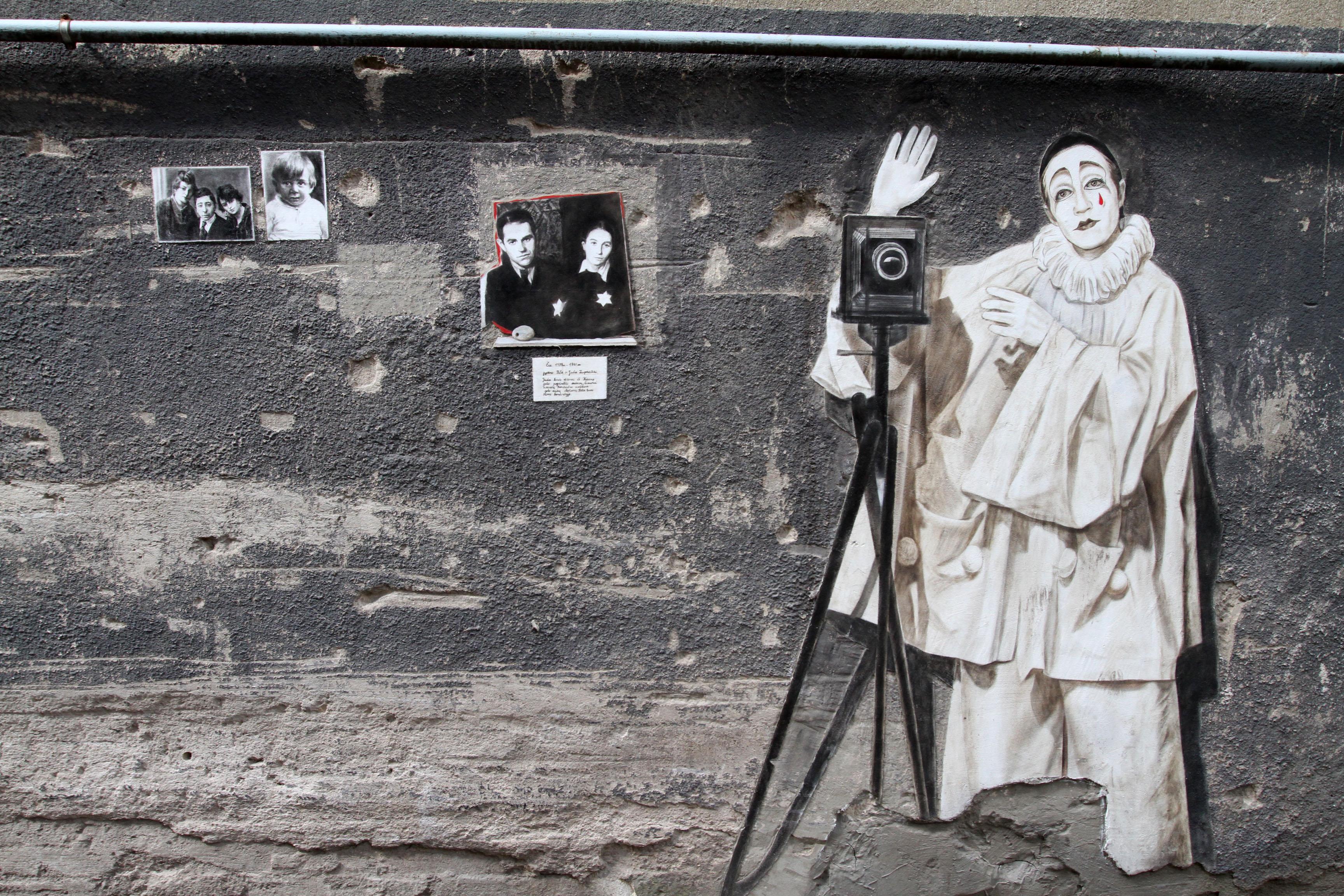 Atidengta memorialinė lenta Kauno gete gelbėjusiam gyvybes J. Zupavičiui