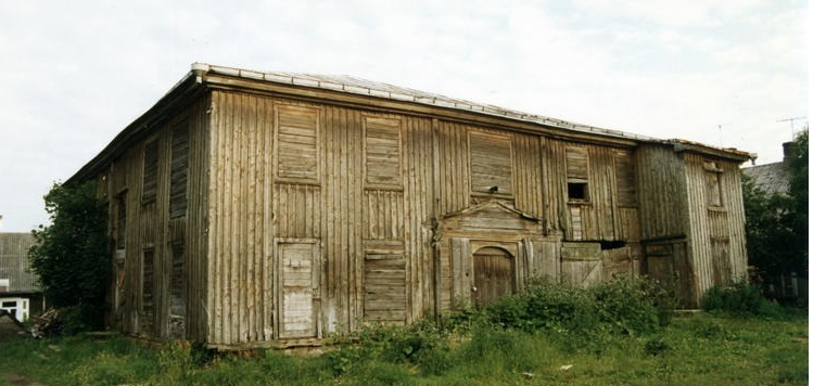 Žiežmarių sinagoga – ne vien vertingas architektūros paminklas, bet ir Holokausto vieta.