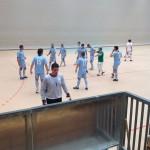 Mini futbolo komanda