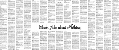 Top Story of the Week: Much Ado about Nothing