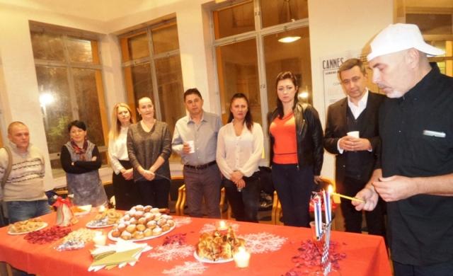 IZRAELIS. Lietuvių bendruomenės renginyje – Chanukos stebuklas ir Kalėdų laukimas