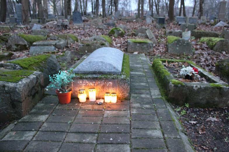 Kauno žydų bendruomenė pagerbė D.Dolskio atminimą
