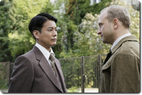 Filmas apie Č. Sugiharą Japonijoje nusileidžia tik Džeimsui Bondui