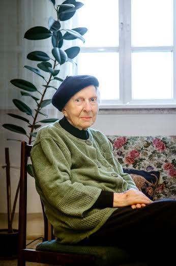 Holokaustą išgyvenusi Kauno gete ir Štuthofo lageryje, Estera Klabinaitė  Grobman (98m.) prisimena viską