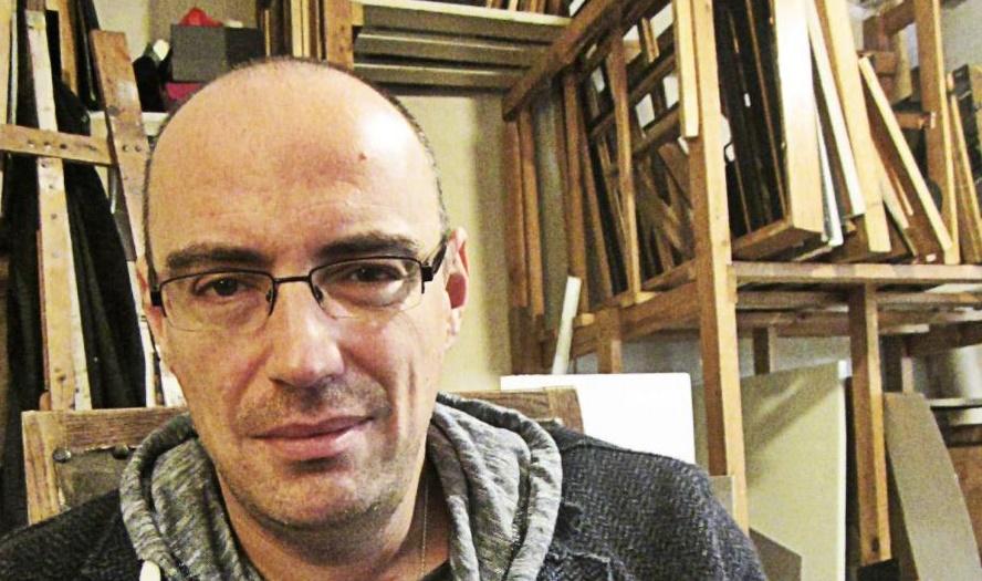 """Marijus Jacovskis: ,,Kiekvienas naujas kūrinys prasideda nuo egzistencinio siaubo"""""""