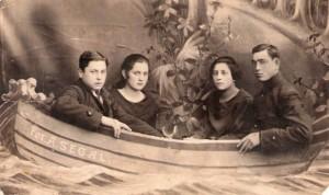 Moletų žydai, nužudyti 1941