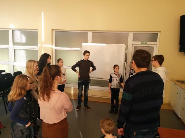 Jaunimo klubų savaitgalis buvo aktyvus ir kupinas pozityvių emocijų.