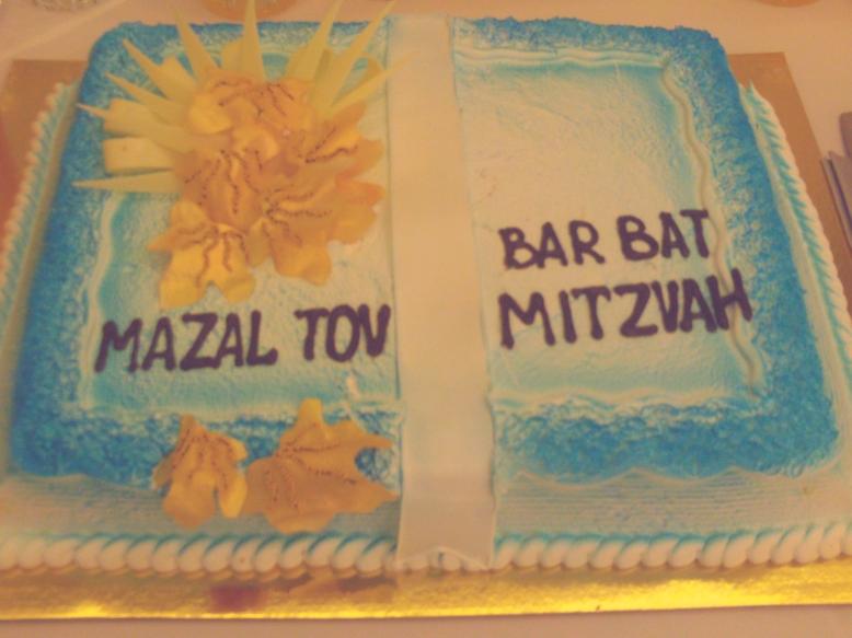 LŽB Bar/ Bat micvos šventė