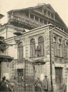 sinagoga Vil