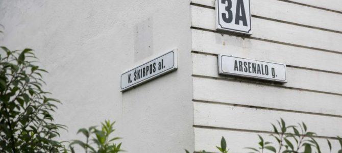 Bus vieša diskusija: ar Vilniui reikia antisemitizmu įtariamo K.Škirpos alėjos?