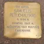 Šiauliai akmen4 S.Petuchauskas