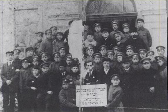 1919-zydu-zemes-ukio-mokykla-veliucionys
