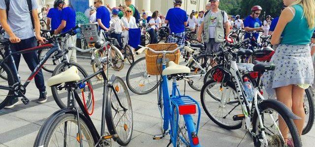 Izraelio ambasada kviečia pasitikti žydų Naujuosius 5777-uosius metus dviračių žygiu Vilniuje.