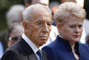 shimonas-peresas-grybauskaite