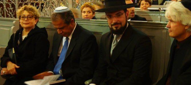 Roš ha šana Vilniaus sinagogoje