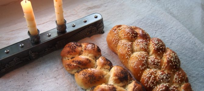 Chala – tai ypatinga žydų duona