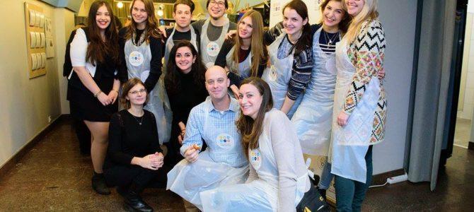 Pasaulio žydų studentų sąjunga (WUJS)  nominavo LŽB studentų sąjungą apdovanojimams