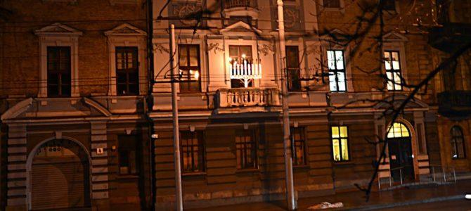 Pirmoji chanukos žvakė uždegta Lietuvos žydų bendruomenėje