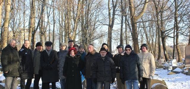 Kaune paminėtos Lietuvos estrados pradininko Danieliaus Dolskio 85-osios mirties metinės