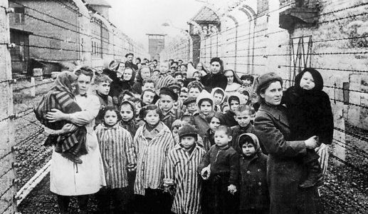 Išgyvenęs Holokaustą: visa tai neturėjo nieko bendro su karu, smurtą vykdė beprotis