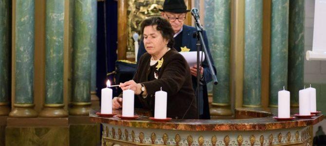 Mumyse gyvas 6 milijonų Holokausto aukų atminimas