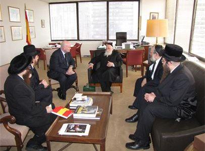 Pareiškimas, kurį paskelbė savo naujienlaiškyje Europos žydų kapinių išsaugojimo komitetas (CPJCE)