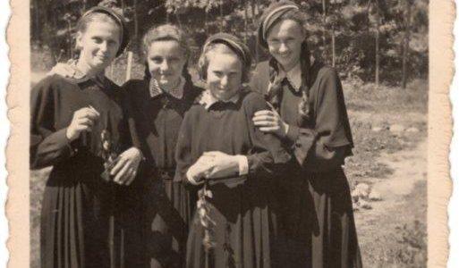 Darbėniškė Estera Kverelytė – Lietuvos Ana Frank