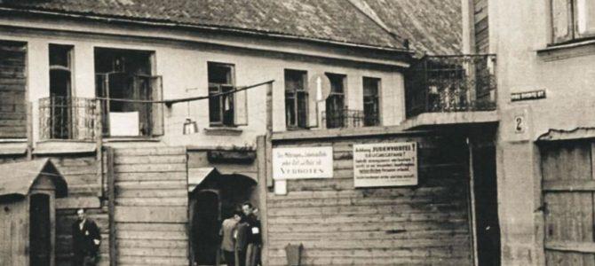 Ko neteko Vilnius per Antrąjį pasaulinį karą?