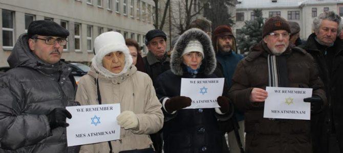 """""""We Remember -Mes atsimenam"""" Kauno žydų bendruomenėje"""