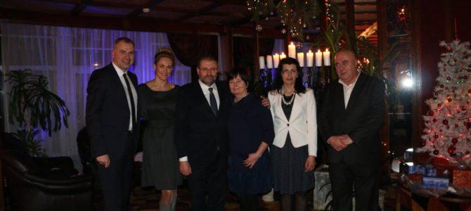 Panevėžio miesto ir Ukmergės rajono žydų bendruomenių Chanukos šventė