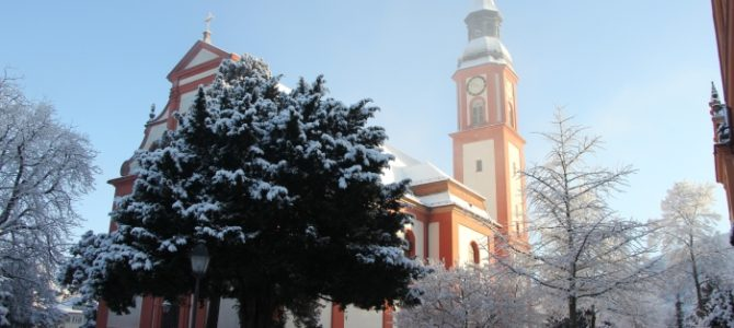 Vokietijos mieste Waldkirche atidengiamas memorialas per Holokaustą nužudytų Lietuvos žydų atminimui
