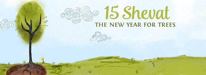 Prasidėjo Tu bi-Švat – Naujieji medžių metai