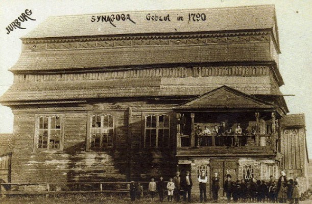 Jurbarko sinagoga