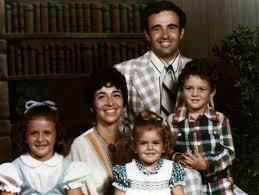 Sandbergų šeima