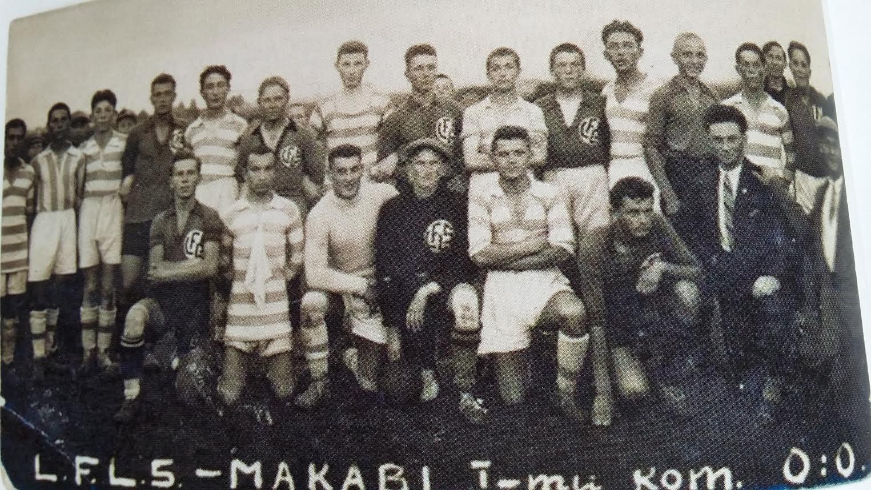 futbolas Makabi