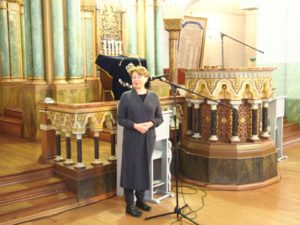 Faina sinagoga Pur