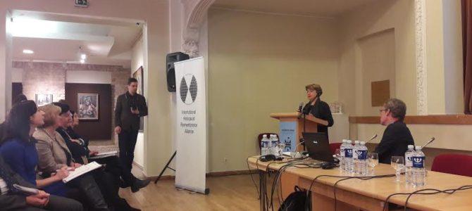 Vilniuje susitinka Holokausto tyrėjai