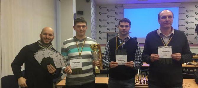 Lietuvos šachmatų lygoje – dramatiška atomazga