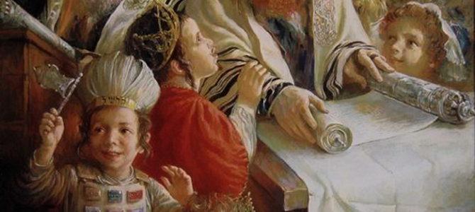 Panevėžio žydų bendruomenė sveikina su Purimo švente
