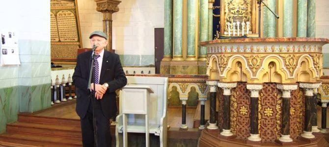 LŽB Purimo šventė Vilniaus sinagogoje